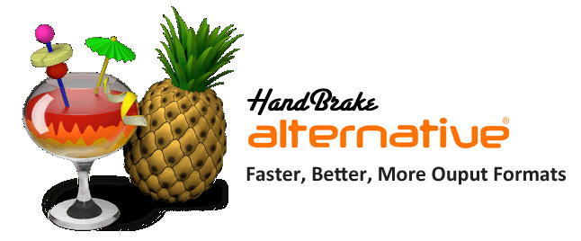 Best Handbrake Alternative: Faster, Better, and More Output