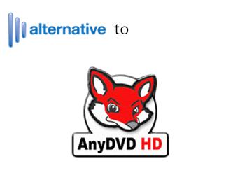 alternative to anydvd