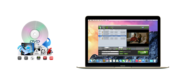 How to Rip DVD for Playing on Mac