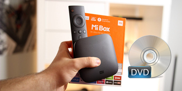 How to Stream DVD Movies to Android TV via XiaoMi Mi Box?