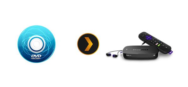 Easy Way to Play DVD Movies on Roku Ultra via Plex – DVD